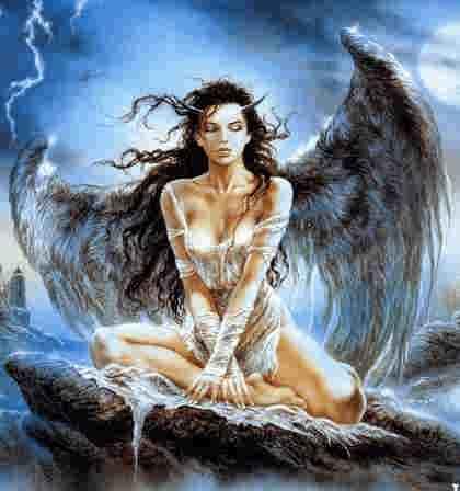 Rebbeca Trishtannia Revy  Demonia
