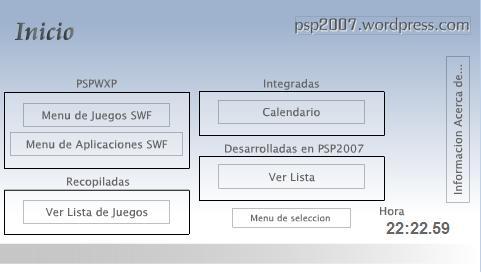 PSP SWF