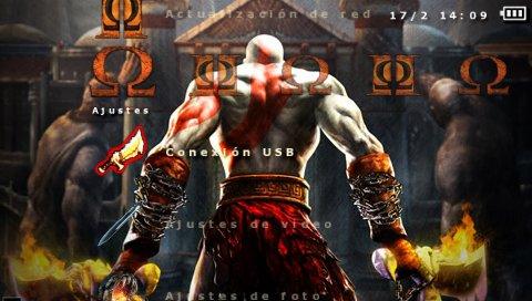 Temas De God Of War Para Psp